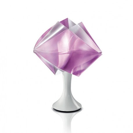 LAMPE DE TABLE GEMMY AMETHYSTE
