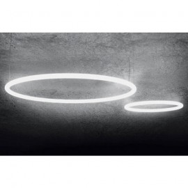 SUSPENSION ALPHABET OF LIGHT CIRCULAR
