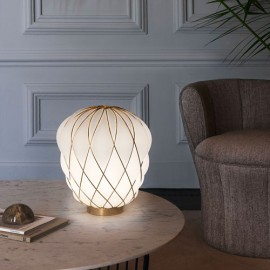 LAMPE DE TABLE PINECONE