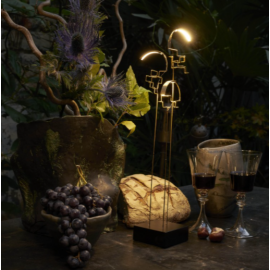 LA LAMPE BOUCLE